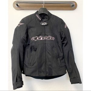 NWOT Alpinestars Stella T-GP Plus Air Jacket